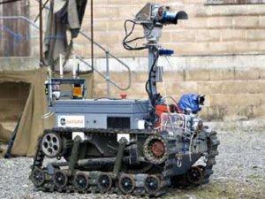 Минобороны Великобритании выбрало лучшего робота-разведчика