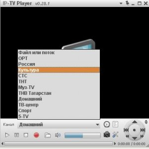 IP-TV Player 0.28