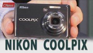CNews TV. Zoom CNews. Nikon COOLPIX S600: стиль и скорость