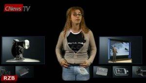 CNews TV. RaZOOMные вещи. Телевизоры: от механики до плазмы