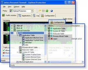Jetico Personal Firewall 2.0.2.7