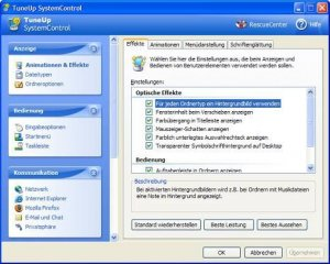 TuneUp Utilities 2008 7.0.8009.0
