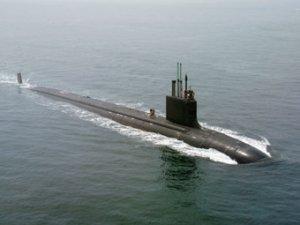 """ВМС США досрочно получили атомную подлодку """"Нью Гемпшир"""""""