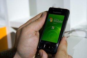 Выход Sony Ericsson XPERIA X1 на рынок откладывается
