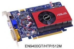 ASUS GeForce 9400 GT: две в активе, одна в пассиве