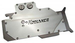 Koolance VID-487X2 – новый водоблок для Radeon HD 4870 X2
