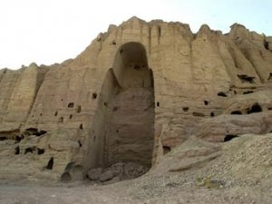 Археологи нашли в Бамиане спящего Будду