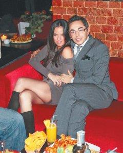 Тимур Родригес тайно женился