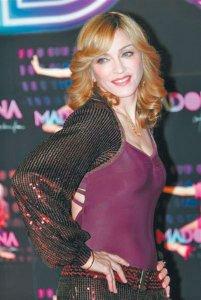 Фаянсовая фобия Мадонны