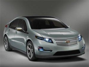 Концерн GM официально представил серийный гибрид Chevrolet Volt