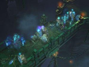 Blizzard бросила все силы на создание Diablo III