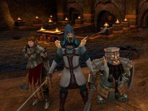 В магазины отгружено полтора миллиона копий Warhammer Online