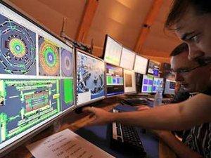 Работа Большого адронного коллайдера возобновлена