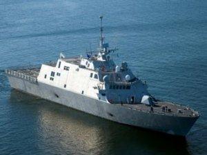 ВМС США получили первый боевой корабль прибрежной зоны