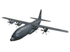 """Компания Lockheed Martin представила новый """"Геркулес"""""""