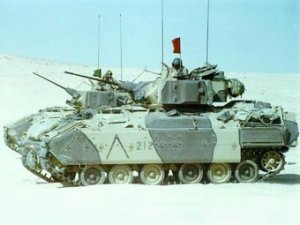 Армия США увеличила заказ на модернизацию БМП