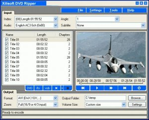 Xilisoft DVD Ripper Platinum 5.0.50.0612