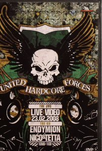VA - United Hardcore Forces 2008