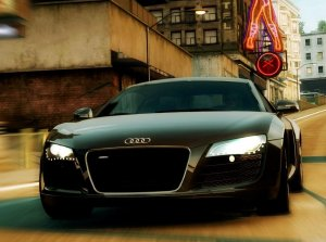 Обойки от Need for Speed Undercover