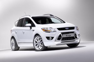 Ford Kuga в обёртке «Individual» (7 фото)