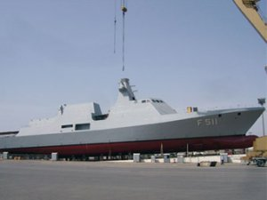 Турция построила первый боевой корабль