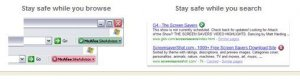 McAfee SiteAdvisor 2.8.0.292