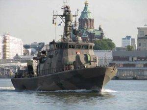 Хорватия получила финские ракетные катера