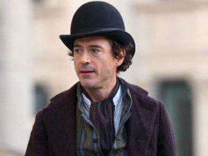 """""""Шерлока Холмса"""" выпустят в прокат 20 ноября 2009 года"""