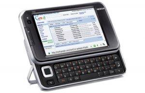 Nokia выпускает WiMAX-издание N810