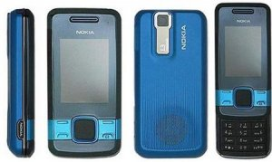 Новинка от Nokia – 7100 Supernova