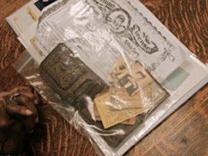 Утерянный бумажник вернули через 60 лет