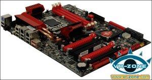 """""""Кровавая Ярость"""" – топовая плата Foxconn Quantum Force на Intel X58"""