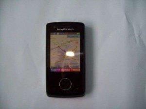 Свежие фотографии Sony Ericsson P5 Paris