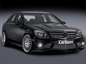 Ателье Carlsson сделало 457-сильный Mercedes C63 AMG еще мощнее