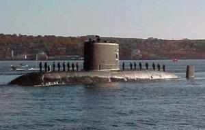 Канадцы будут искать дайверов противника в Галифакской бухте