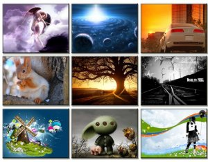 Wallpapers Pack Part XXI