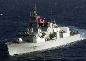 ВМС Канады модернизируют 12 фрегатов