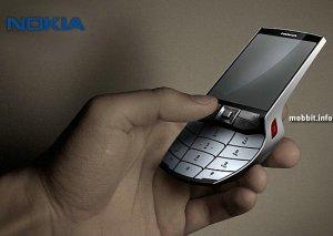 Необычный концептуальный телефон для Nokia