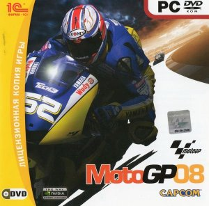 MotoGP 08: Патч Installation Patch(RU)