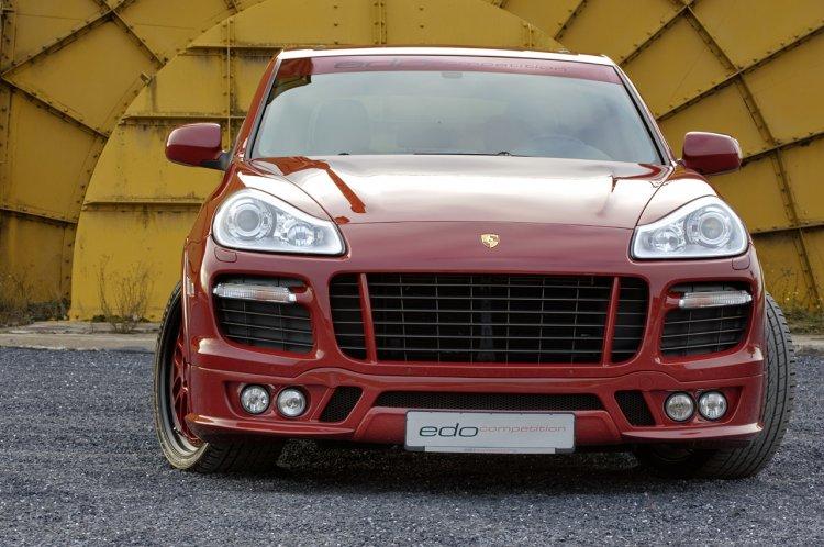 Porsche Cayenne GTS от Edo Competition (22 фото)