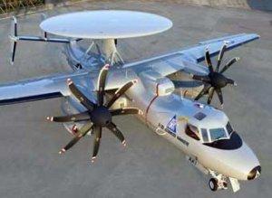 """В США завершились летные испытания """"летающего радара"""""""