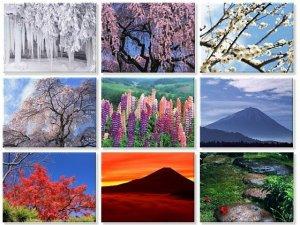 Японская природа. Часть 1