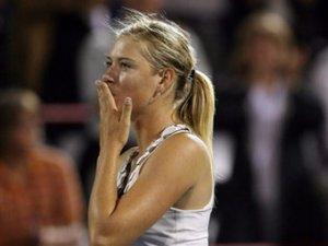 Шарапова стала самой богатой российской спортсменкой 2008 года