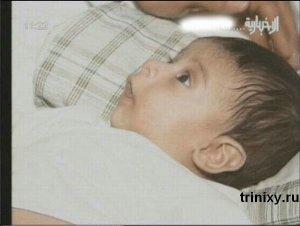 В Саудовской Аравии родилась беременная девочка (6 фото)