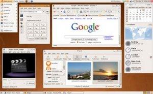 Вышла предварительная модификация платформы Ubuntu 9.04