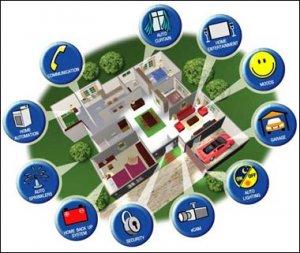 «Нокиа» разрабатывает систему управления «умным домом»