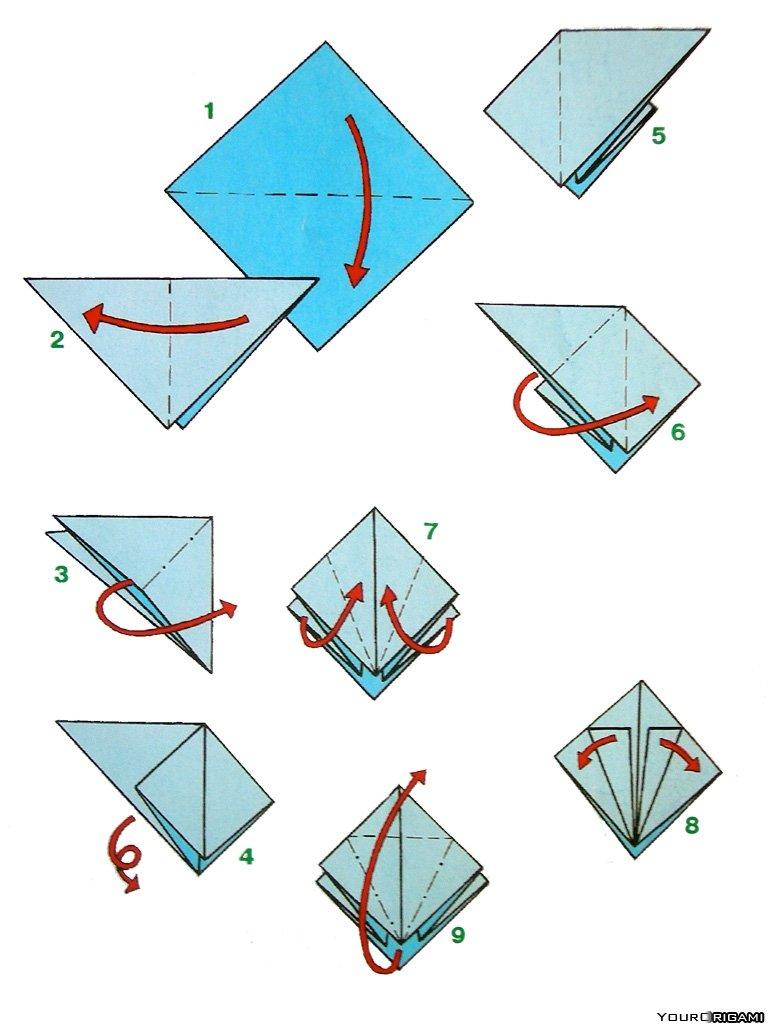 90Японское оригами что это