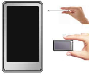 На CES 2009 Sony представит сенсорный плеер Walkman