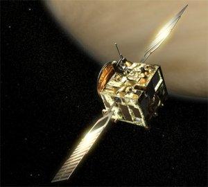 Впервые зарегистрирован процесс уноса атмосферы с дневной стороны Венеры (+видео)