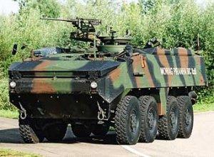 Швейцарская армия заказала крупную партию военной техники